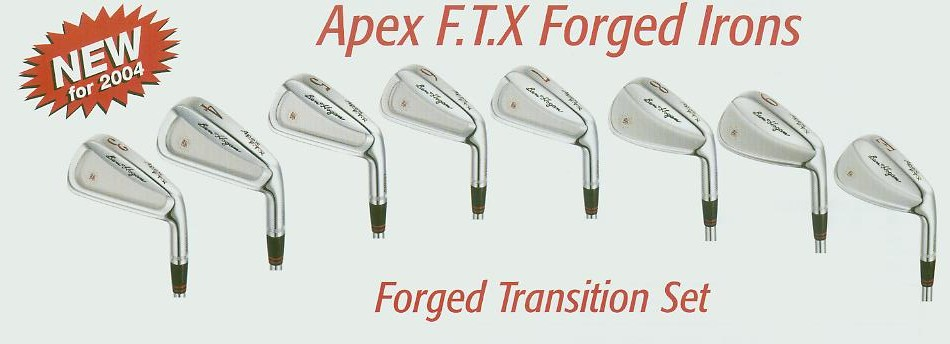 ben hogan apex ftx irons for sale